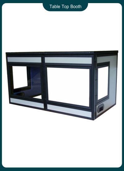Table Top Interpretation Booth