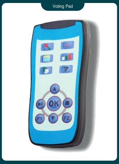 Voting-pad-Audio Response System